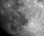 Ray craters - Tycho and Copernicus